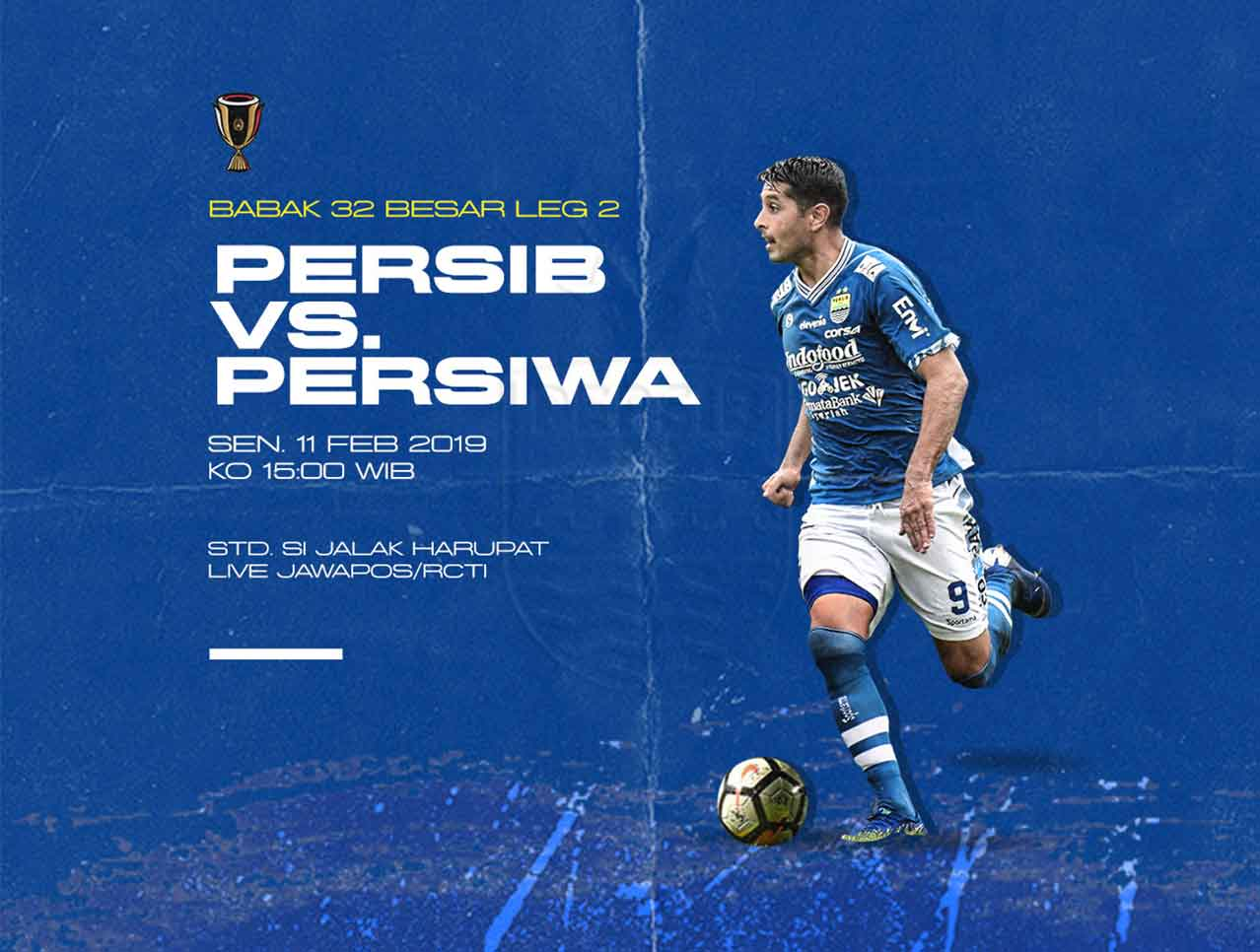 Flyer preview persib persiwa der