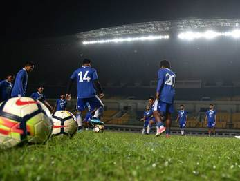 Medium latihan malam gbla jat