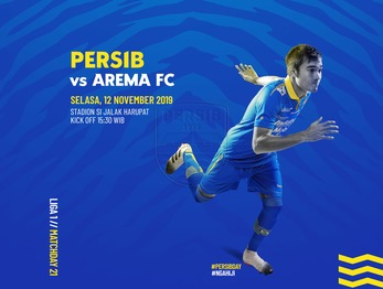Medium web banner flyer vs arema